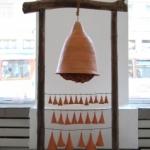 obiect decor ceramica